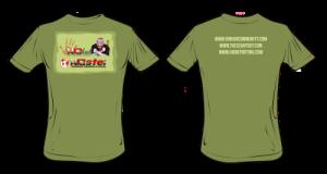 Logo Tee – Green