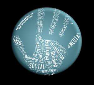 HIBhub Handprint Button – Blue