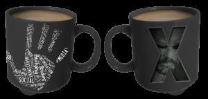 HIBhub Coffee Mug – Black