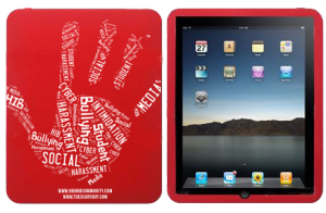 iPad Cover – Red