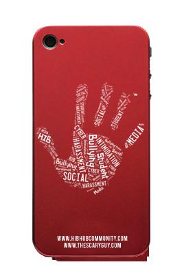 HIBhub Handprint iPhone Cover