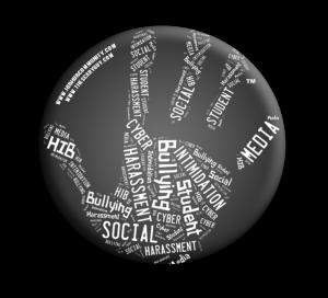 HIBhub Handprint Button – Grey